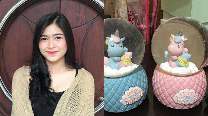 Ungkap Cerita Horor di Kamar Kos, Kejadian Pintu Kamar Mandi Digedor Buat Amel Member JKT48 Lemas