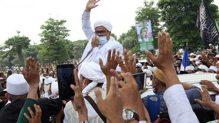Habib Rizieq Disebut Ada di Lokasi saat Pengawalnya Diduga Serang Polisi, FPI : 6 Laskar Hilang