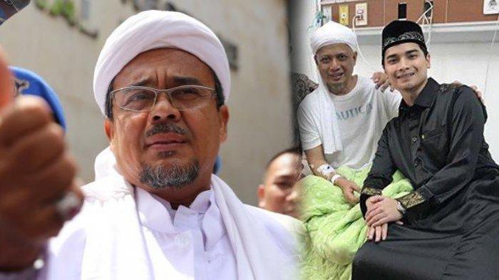 Ustaz Arifin Ilham Didoakan Habib Rizieq, Sang Putra Kecewa Unggahannya Dihapus : Segitu Takutnya ?
