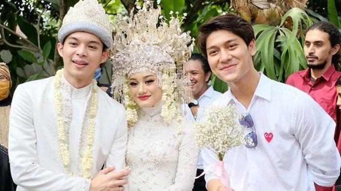 Posting Foto Nikahan Dinda Hauw dan Rey Mbayang, Rizky Billar: Gue Jadi Bahan Ghibah