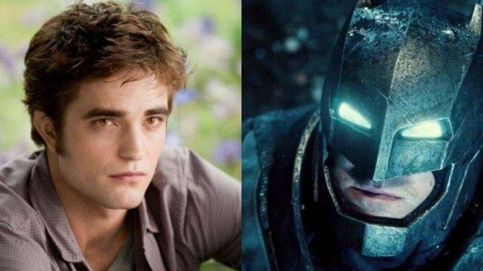 Melejit Lewat Twilight, Robert Pattinson Dapat Peran Jadi Batman Dibanjiri Protes