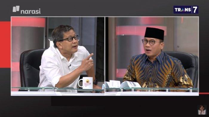 Ditantang Debat Soal Haji, Rocky Gerung Tuding PAN Cari Muka ke Jokowi : Ingin Menundukan Oposisi