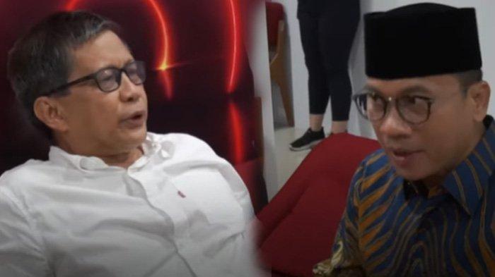 Lanjut ke Belakang Panggung, Rocky Gerung Sebut Yandri Ajak Debat karena Jengkel : Tradisi PAN