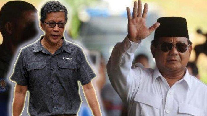 Rocky Gerung Buka Alasan Tak Mengkritik Prabowo : Ngapain Saya Kritik Orang yang Tidak Berprestasi