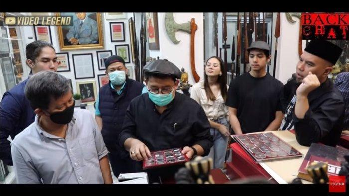 Ahmad Dhani Minta Rocky Gerung Jadi Saksi Nikah Al & Alyssa, Fadli Zon Tertawa Dengar Jawabannya