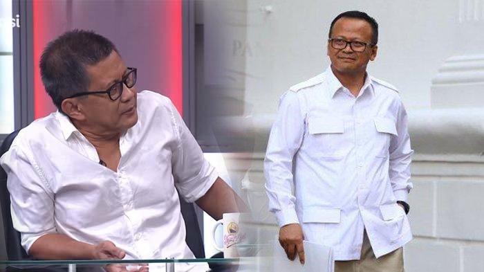 Tanggapi Penangkapan Edhy Prabowo oleh KPK, Rocky Gerung Singgung Big Fish : Ini Mudah Diduga