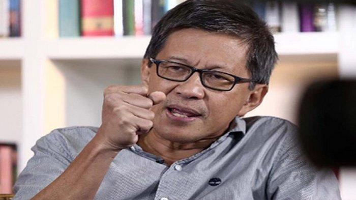 Romahurmuziy Dikabarkan Terjaring OTT KPK, Rocky Gerung Beri Sindiran: Operasi Tangkap Tuyul