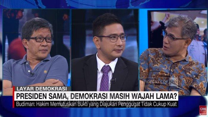 Rocky Gerung Sebut Jokowi Tak Bisa Hanya Beri Oposisi Kursi Menteri, Budiman: Ini Bukan Soal Jabatan