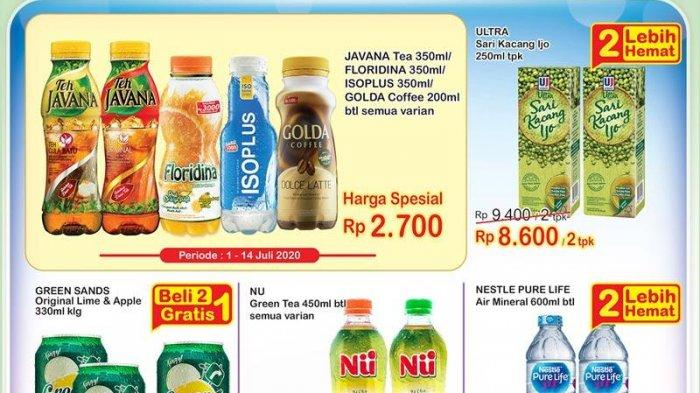 Katalog Promo Indomaret Super Hemat, Harga Spesial Susu, Produk Kopi Beli 2 Gratis 1