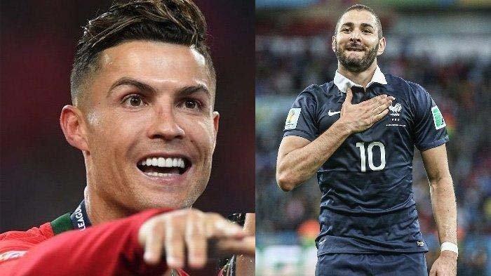EURO 2020 Malam Ini: Laga Panas Portugal vs Prancis, Benzema Siap Balas Dendam, Ronaldo dkk Terancam