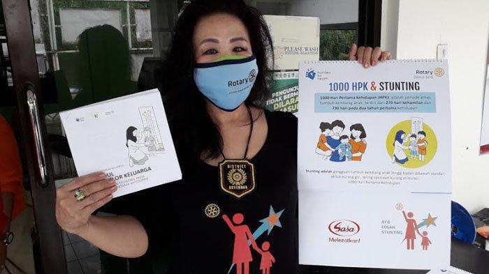 Stunting di Indonesia Mengkhawatirkan, Rotary International D3410 Sampai Libatkan Ahli