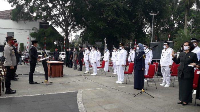 BREAKING NEWS - Atasi Covid-19, Bima Arya Rotasi 306 Pejabat Pemerintah Kota Bogor