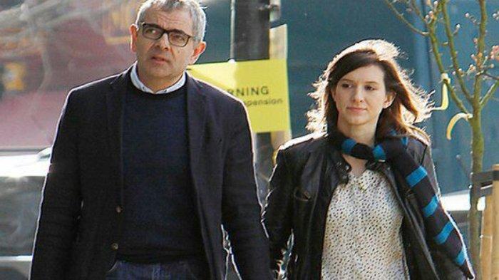 Pasca Cerai, Rowan Atkinson 'Mr Bean' Dapatkan Kekasih Berusia 29 Tahun Lebih Muda, Ini Potretnya!