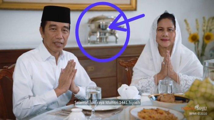 Roy Suryo Soroti Kejanggalan Panci di Video Jokowi saat Lebaran, Gus Nadir Menyindir: Itu Gak Ngefek