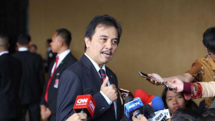 Roy Suryo Diberi Waktu 7 Hari Oleh SBY untuk Selesaikan Masalah dengan Kemenpora