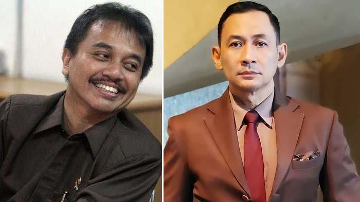 Kisruh Roy Suryo dan Lucky Alamsyah, saling tuding soal arogansi dan kasus penyerempetan mobil