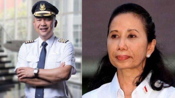 Ari Askhara Dicopot Erick Thohir, Said Didu Singgung Nama Rini Soemarno : Orang Titipan Kekuasaan