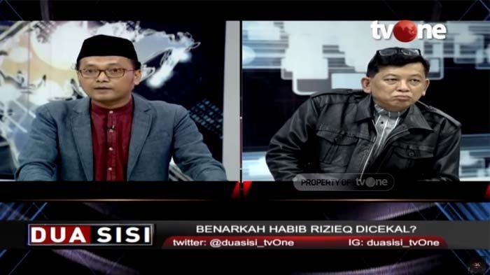 Guntur Romli Bandingkan Rizieq Shihab dengan Eks ISIS, Ketua HRS Center Ngotot Ucap Upaya Pembunuhan