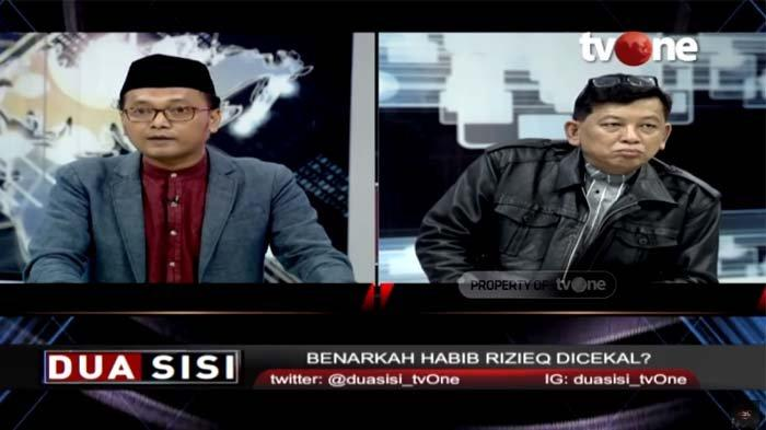 Guntur Romli Nilai Rizieq Shihab Beruntung Tinggal di Mekkah, Ketua HRS Center: Kok Ngapain Pulang ?