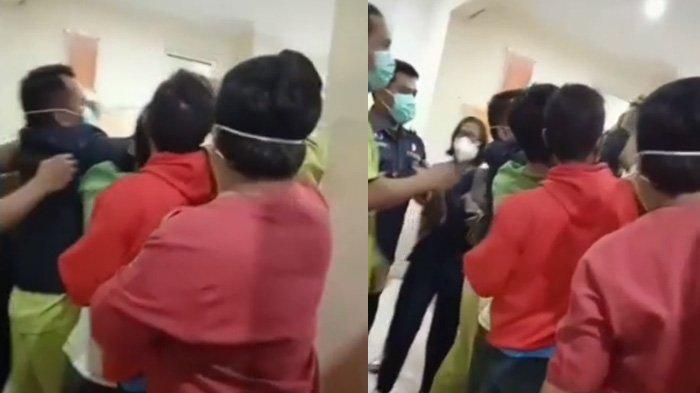 Heboh Video Nakes Dilukai Keluarga Jenazah Covid-19, Fakta Sebenarnya Terkuak : Gunting Sampai Patah