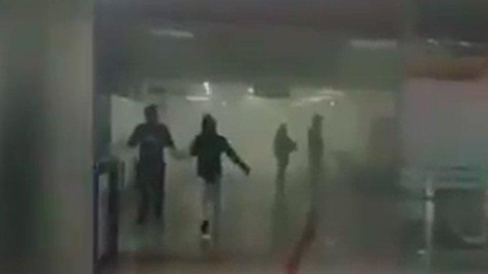 BREAKING NEWS - RS Sentra Medika Cibinong Bogor Kebakaran