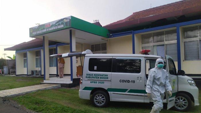 31 Pasien Covid-19 Asal Parung Panjang Masih Dirawat di RS Darurat Kemang Kabupaten Bogor