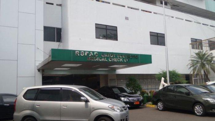 Pejabat MA Dilarang Melayat Hakim Agung MD Pasaribu di RSPAD