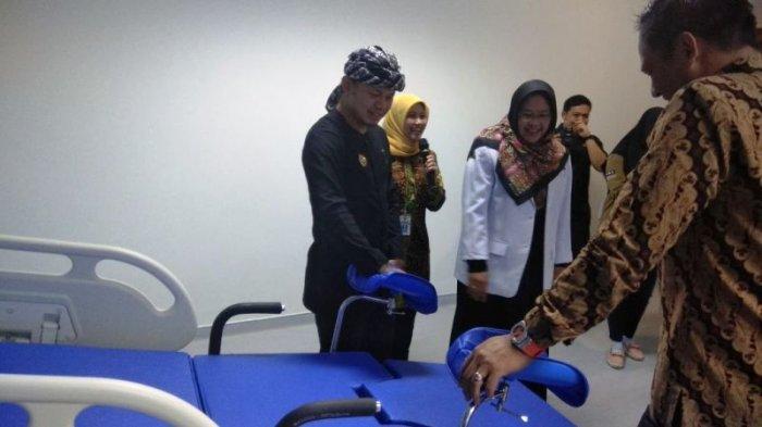 Resmikan Gedung Baru, RSUD Kota Bogor Tambah Kamar Operasi