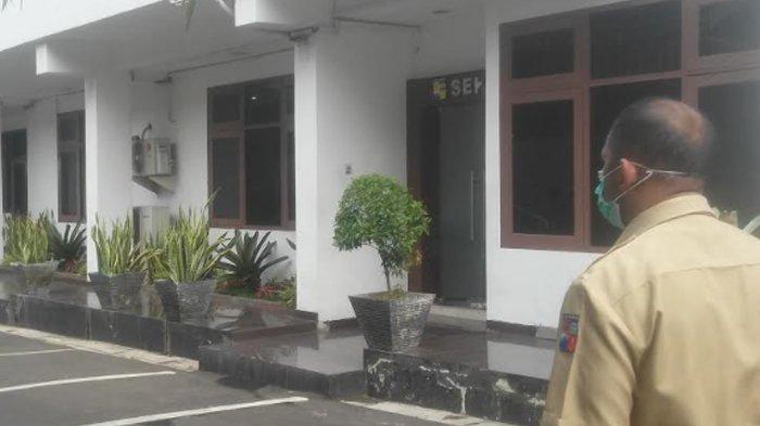 Sekda Kota Bogor Positif Covid-19, Ruang Kerja Ditutup Tiga Hari, Satgas Maksimalkan Tracing