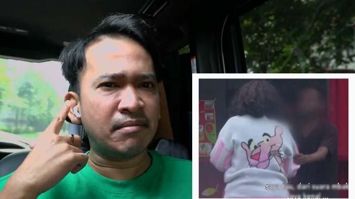 Seorang Pria Ngaku Fans Menggoda dan Berusaha Peluk Sarwendah, Ruben Onsu Emosi: Dasar Buaya Darat !