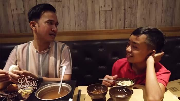 Lihat Ada Remaja Bersikap Tak Sopan ke Pelayan, Ruben Onsu ke Betrand Peto : Kakak Gak Boleh Contoh