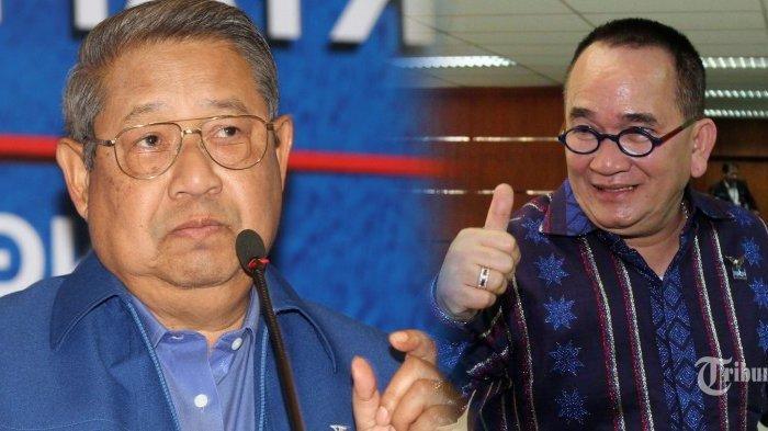 Bahas Soal Siap Menang dan Siap Kalah, Ruhut Sitompul Kenang Ajaran SBY : Tokoh yang Besarkan Aku