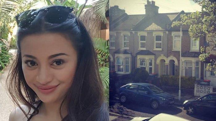 Nikahi Polisi London, Angie Virgin Punya Rumah Bak Film Hollywood di Inggris, Intip Potretnya!