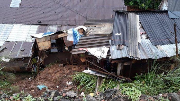 Data Sementara Bencana Alam di Kota Bogor: 19 Kejadian Tanah Longsor, 21 Rumah Terkena Dampak