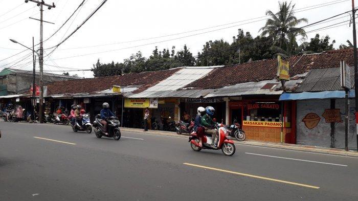 Libur Lebaran, Rumah Makan di Kawasan Puncak Bogor Masih Banyak yang Buka di Tengah PSBB