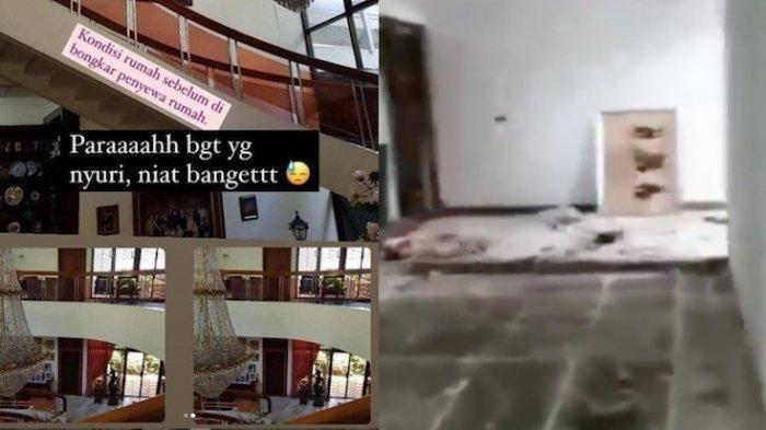 Ubin hingga Kusen Rumah Mewah di Kebon Jeruk Dicuri, Modusnya Ternyata Bukan Disewa