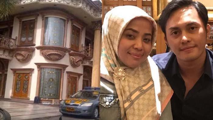 rumah mewah Muzdalifah dan Fadel Islami dikabarkan dijual Rp 32 M