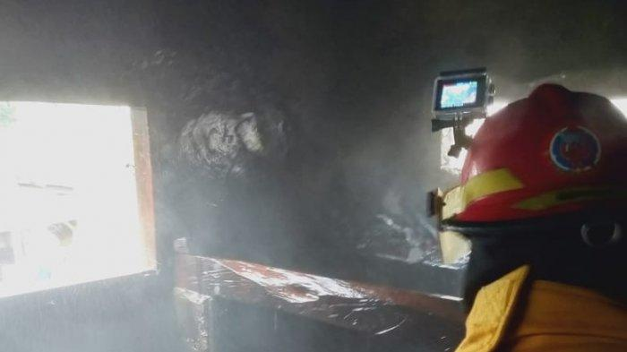 Kronologi Rumah di Tamansari Bogor Nyaris Ludes Terbakar, Pemilik Awalnya Masak Air
