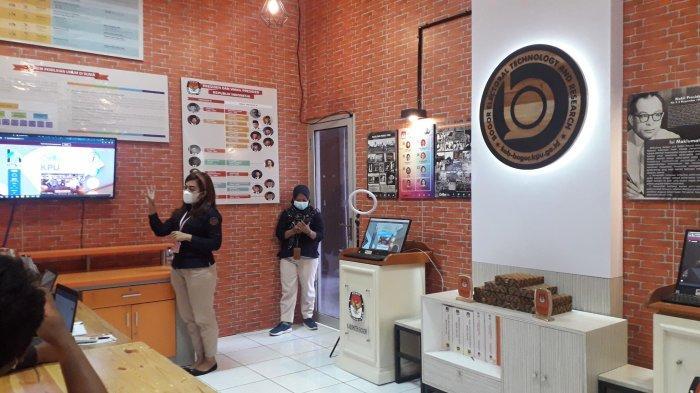 KPU Kabupaten Bogor Punya Rumah Pintar Pemilu Digital, Disajikan Ala Milenial