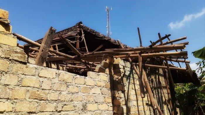 Hinggu Minggu 4 Agustus 2019, 471 Rumah Rusak Akibat Gempa Banten