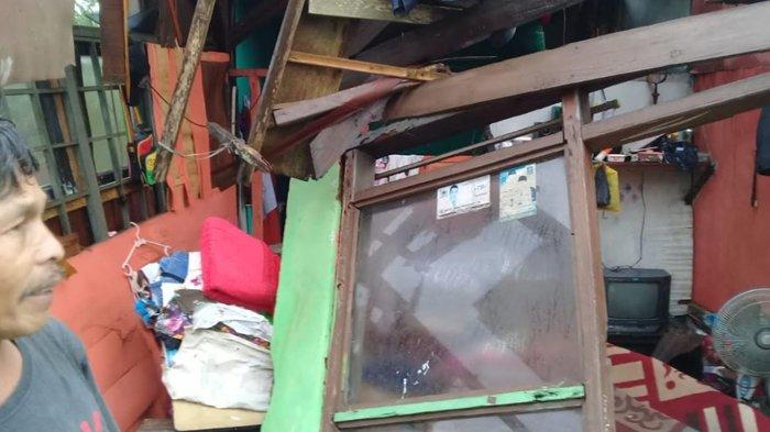 Angin Kencang di Ciomas Bogor, 28 Rumah Rusak