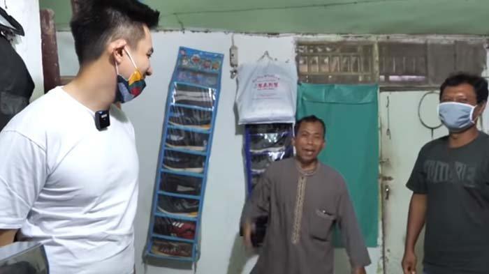 Rumah Sopir Ada di Gang Sempit Sering Kebocoran, Baim Wong Hancurkan Rumah Pak Slamet: Rapihin Semua