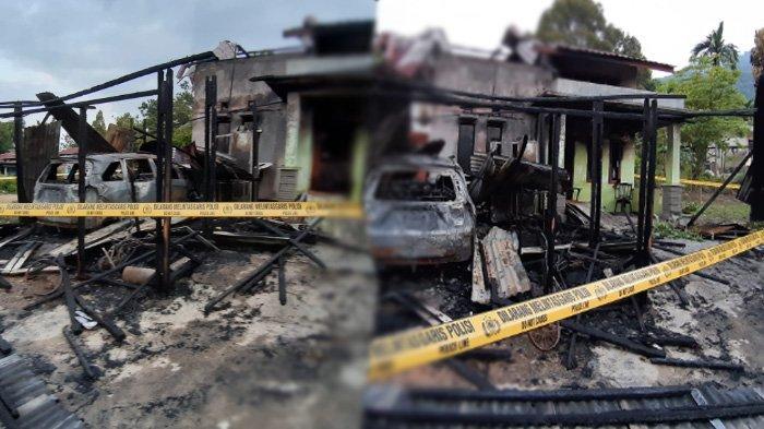 Rumah Wartawan Serambi Indonesia di Aceh Habis Terbakar, Sebelum Kejadian Pemilik Rumah Dicari OTK