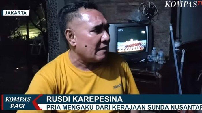 Terkuak Sosok Panglima hingga Markas Kekaisaran Sunda Nusantara, Kejiwaan Jenderal Rusdi Diperiksa
