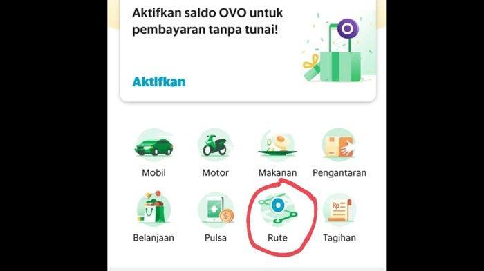 Aplikasi Grab Luncurkan Fitur Baru ''Rute'', Begini Cara Menggunakannya