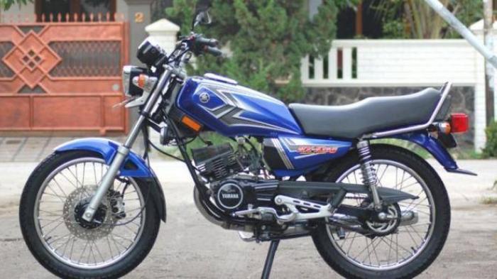 Ini 9 Motor Legendaris Pabrikan Yamaha dan Honda yang Masih Banyak Dicari, Kini Jadi Barang Langka