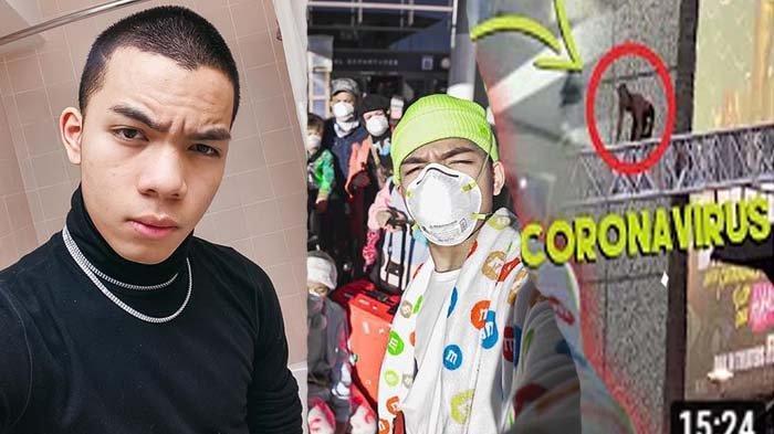 Saaih Halilintar Posting soal Virus Corona & Bunuh Diri, Diprotes Keras: Bukan Lelucon, Shame on You
