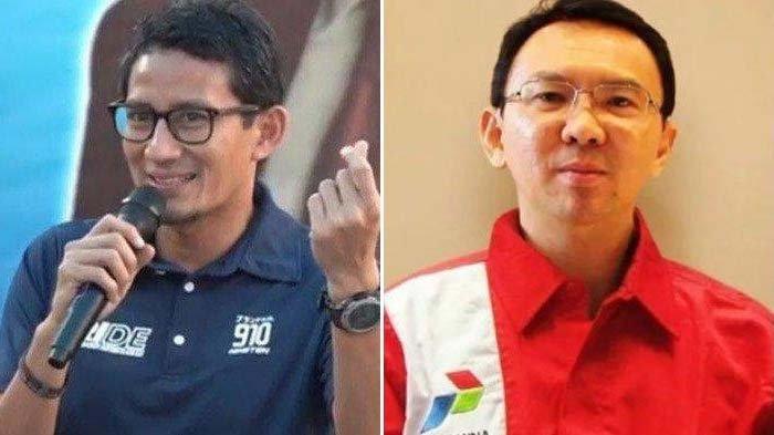 Sandiaga Uno Beri Waktu 6 Bulan untuk Ahok di BUMN, Said Didu ke BTP: Dia Bisa Marah-marah di Istana