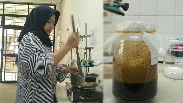 Mahasiswa IPB Ciptakan Sabun Kalsium Penurun Gas Metana Ternak