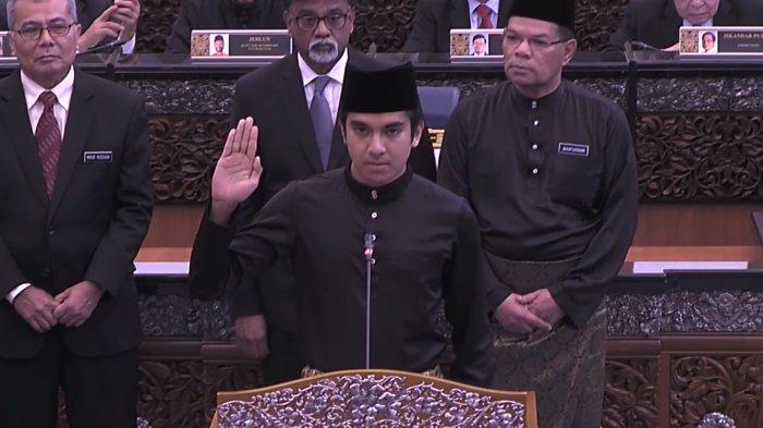 Dituduh Korupsi Rp 850 Juta Lebih, Ini Kata Syed Saddiq